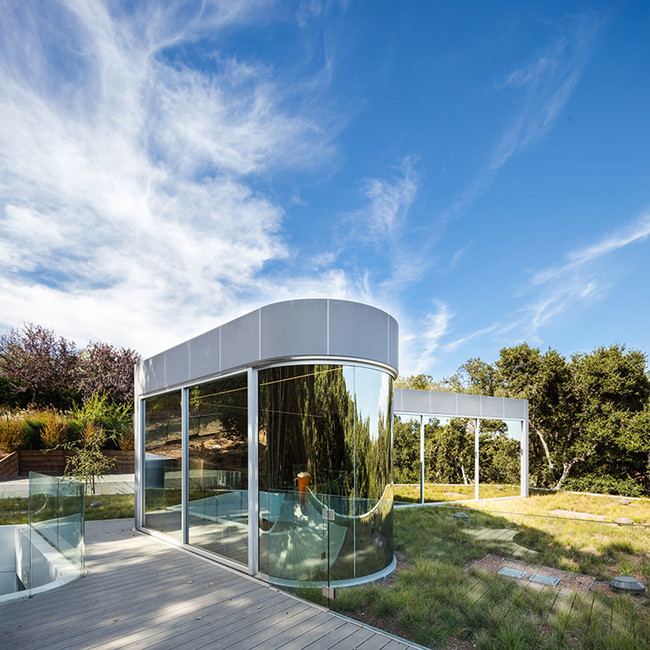 Pam Pauls House By Craig Steely Architecture Cupertino 5
