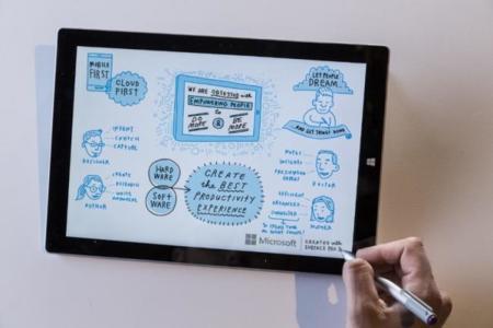 ¿Va Microsoft a conquistar al público profesional que usa iPad y Android con sus aplicaciones?