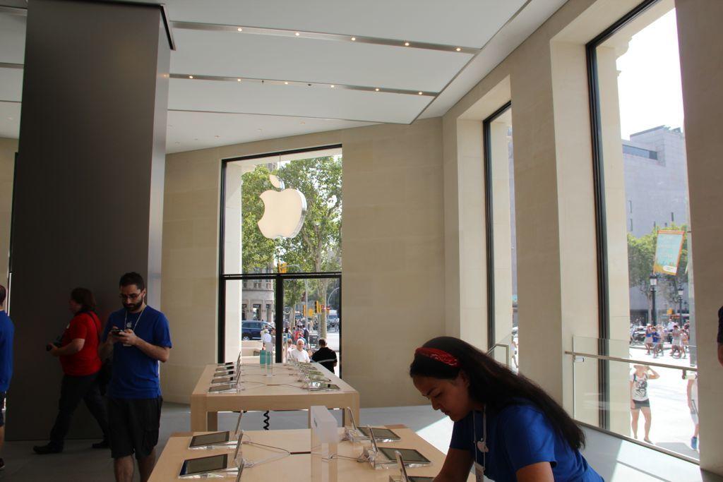 Foto de Apple Store Passeig de Gracia (44/50)