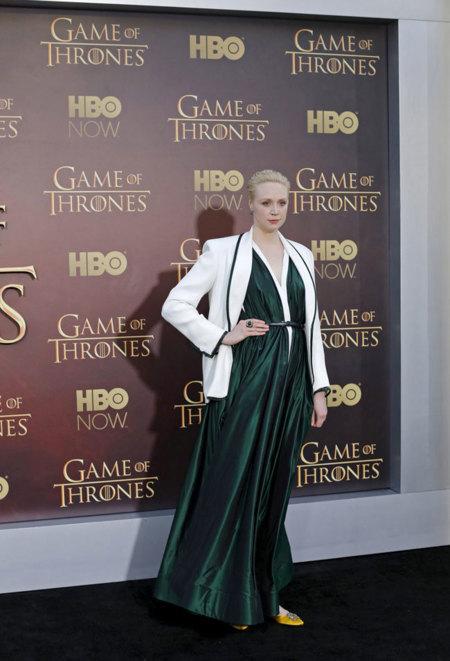 Gwendoline Christie Mejor Vestidas