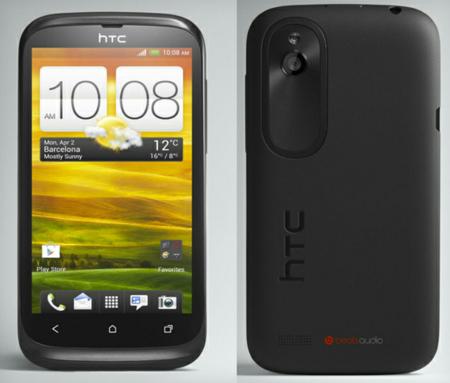 HTC Desire V con Dual SIM