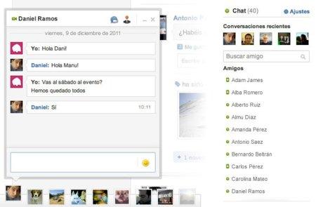 Tuenti lanza una nueva versión de su Chat