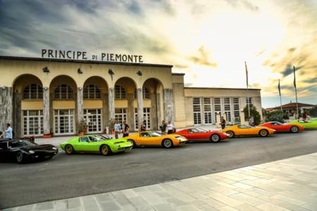 Lamborghini Miura Aniversario 15