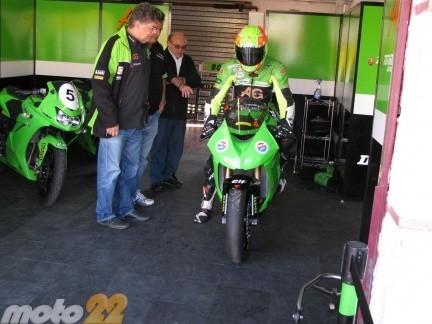 Quiero ser piloto y Moto 22
