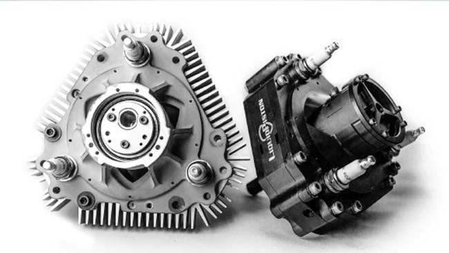 Este pequeño motor tiene el tamaño de un smartphone y no necesita aceite ni pistones