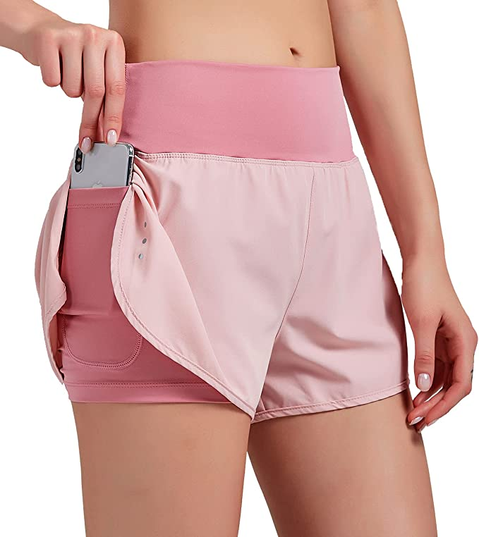 Pantalones cortos 2 en 1