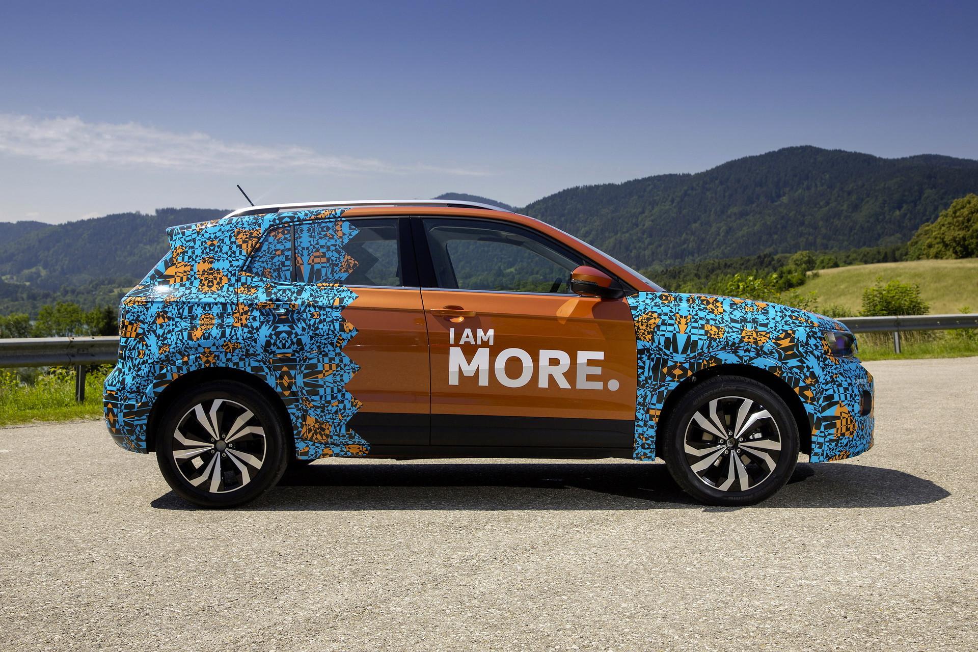 Foto de Volkswagen T-Cross (primeras imágenes) (6/28)