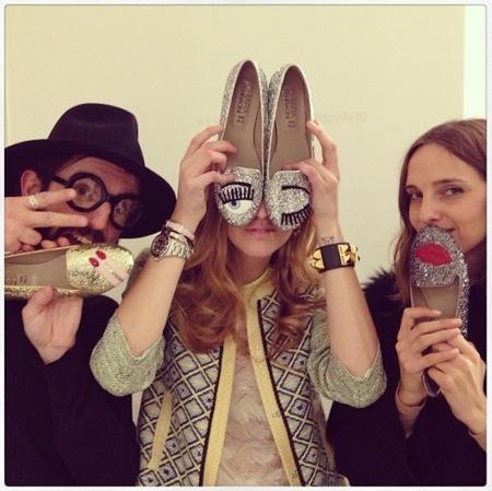 Pues va a ser que la nueva colección de slippers de Chiara Ferragni me gusta...
