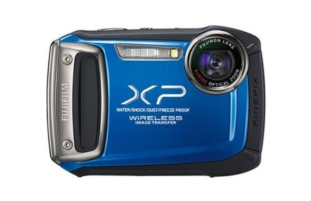 Fujifilm FinePix FP170, una cámara bastante completa en todos los aspectos