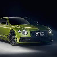 Bentley Continental GT Pikes Peak by Mulliner: sólo 15 llamativas unidades como regalo a su triunfo en la carrera hacia las nubes