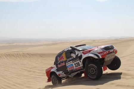 Rosario, posible ciudad de partida del Dakar 2014