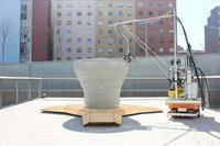Estos son los tres robots que podrían imprimir en 3D un edificio