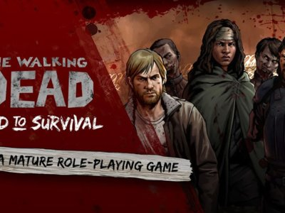 Walking Dead: Road to Survival, llega a Android un RPG basado en los cómics originales