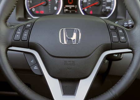 Honda Cr V Airbags