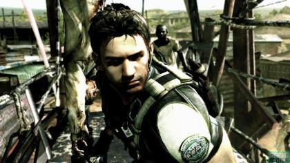 Espectaculares nuevas imágenes de 'Resident Evil 5'