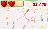 PacMap, el sueño de llevar a PacMan a un juego de geolocalización resucita