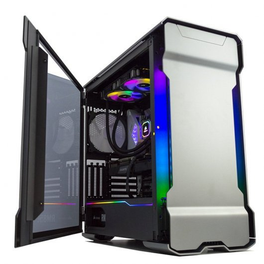PcCom Platinum Evolv Intel Core i7-9700K/16GB/1TB+250GBSSD/RTX2070S