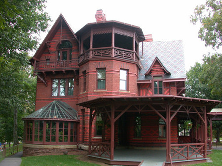 La casa de Mark Twain a punto de desaparecer