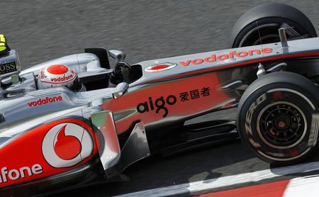 Jenson Button es el primer nombre propio del Gran Premio de Japón
