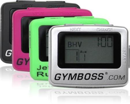 Gymboss timer: el accesorio perfecto para entrenar por intervalos
