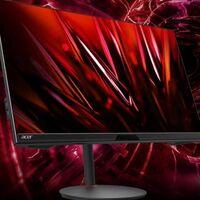 Acer Nitro XV272U y CB273U: nueva serie de monitores con resolución WQHD y tasas de hasta 300Hz