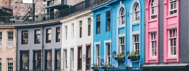 Airbnb se está apoderando del centro de las ciudades. En Edimburgo ya supera el 29% de viviendas