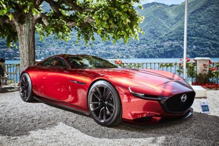Mazda presume su RX-Vision en Villa d'Este y esperamos que pronto se  haga realidad