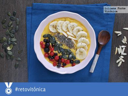 #RetoVitónica: merienda de forma saludable en la vuelta al trabajo con estas siete recetas, fáciles y rápidas