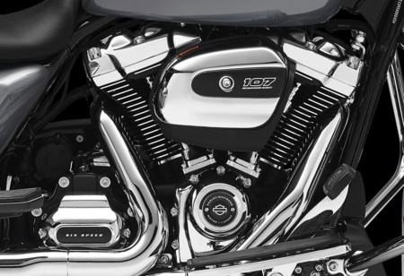 Harley Davidson Milwaukee Eight 14