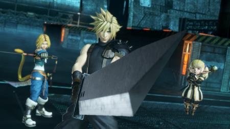 Dissidia Final Fantasy NT abre oficialmente los registros para su beta cerrada en PS4