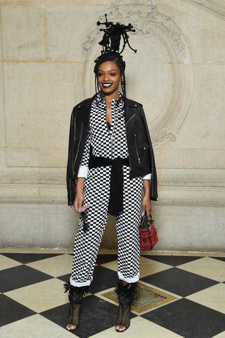 Dior Autumn Winter 2018 2019 Selah Marley