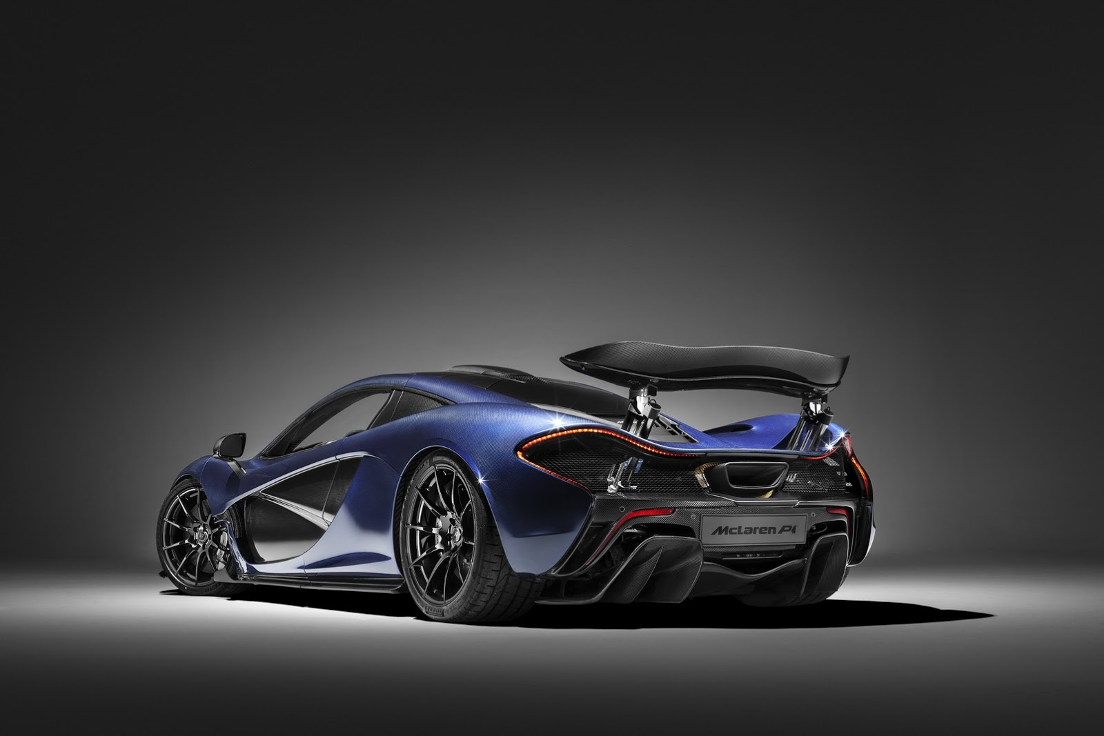 Foto de McLaren P1 MSO (7/9)
