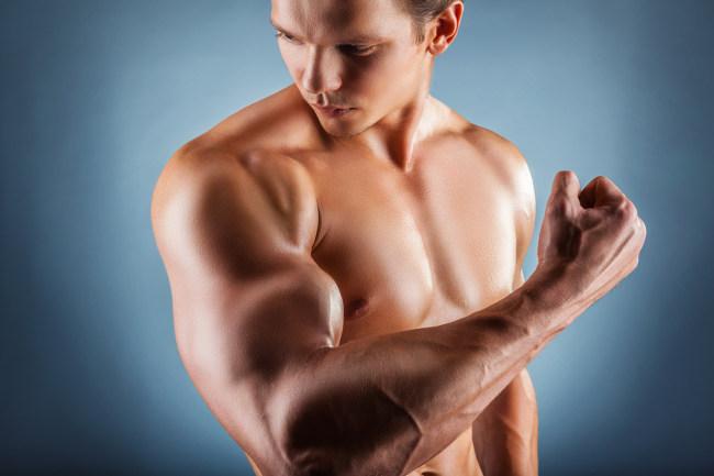 músculo original