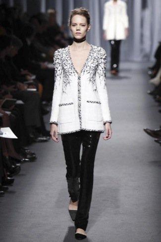 Chanel Alta Costura Primavera-Verano 2011 Freja