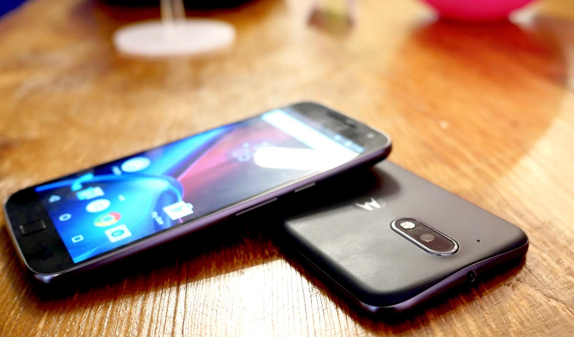 Foto de Motorola Moto G (4ª gen) y Moto G Plus (2/14)