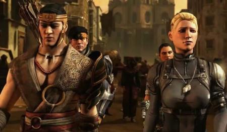 Inicia una nueva historia con los primeros 25 minutos de la campaña de Mortal Kombat X
