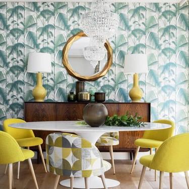 Pronosticando el futuro: Cinco tendencias de decoración que se quedarán en el 2017