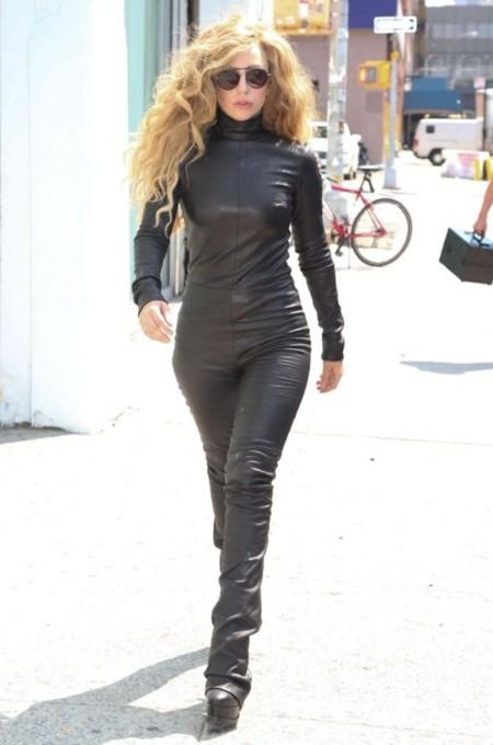 Lady Gaga, apuesta al invierno y a creadores de toda condición