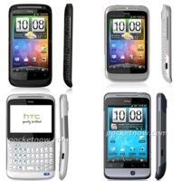 ¿Son estos los teléfonos que HTC tiene que presentar mañana?