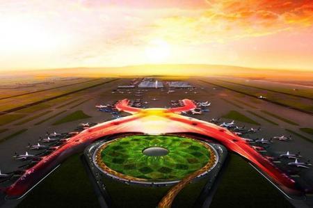 Así de fantástico luce el proyecto del nuevo aeropuerto de la Ciudad de México
