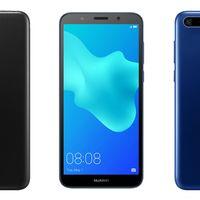 El Huawei Y5 (2018) llega a España: precio y disponibilidad oficiales