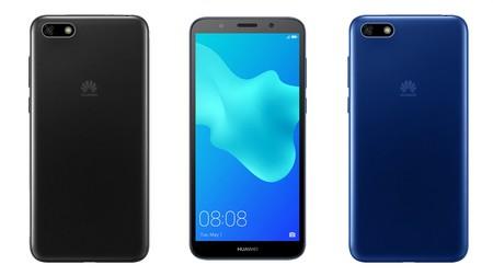 4b69a87ab6a35 El Huawei Y5 (2018) llega a España  precio y disponibilidad oficiales