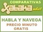 Comparativa tarifas Hablar y Navega con precio por minuto desde 0 céntimos