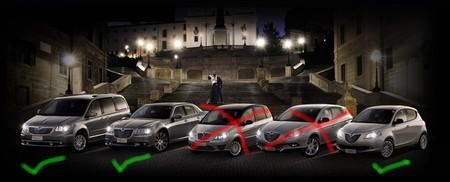 Lancia seguirá viva... gracias a Chrysler