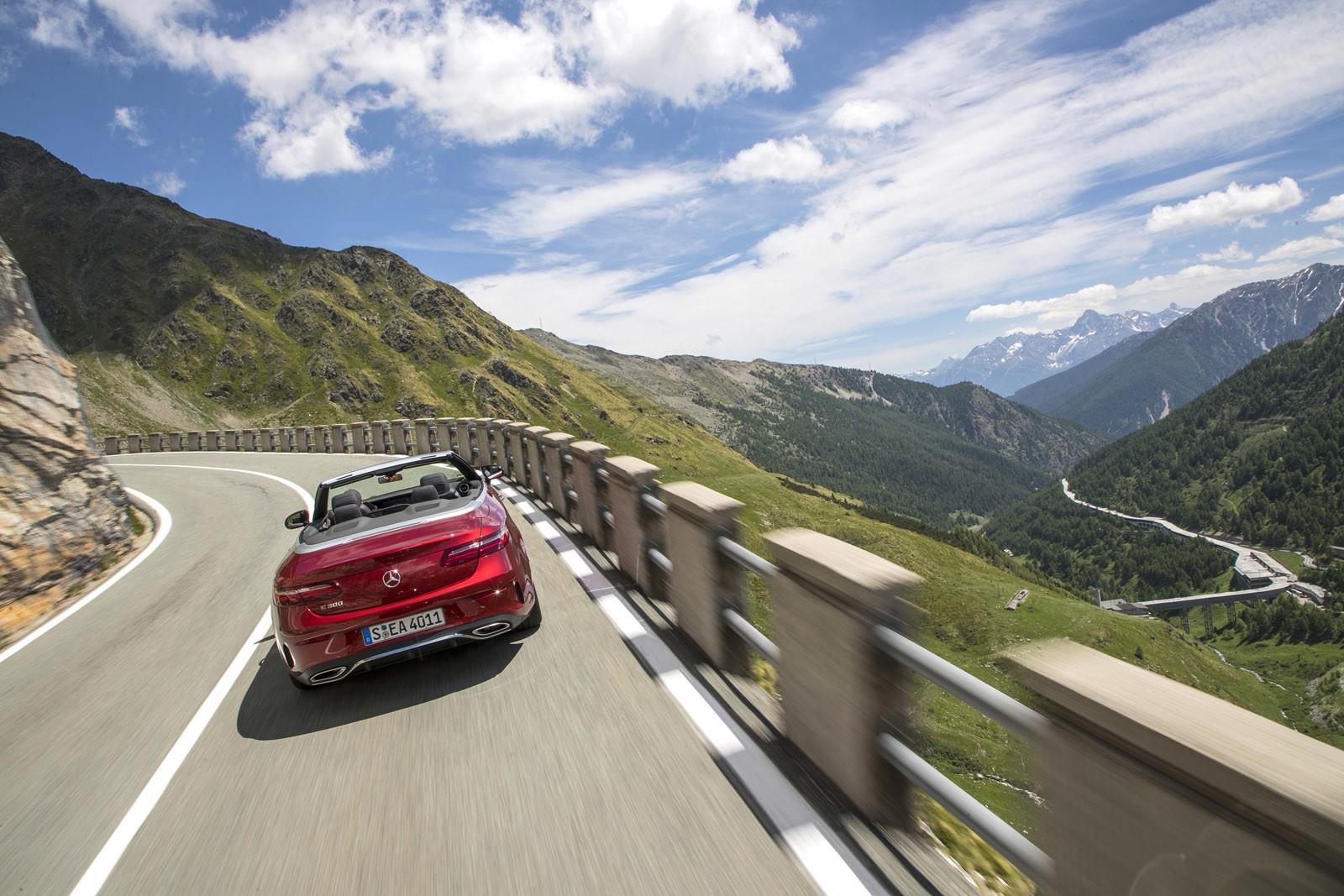 Foto de Mercedes-Benz Clase E Cabrio, toma de contacto (142/156)