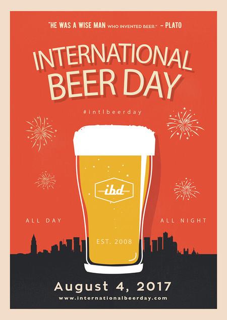 Este viernes di ¡Salud! en el Día Internacional de la Cerveza