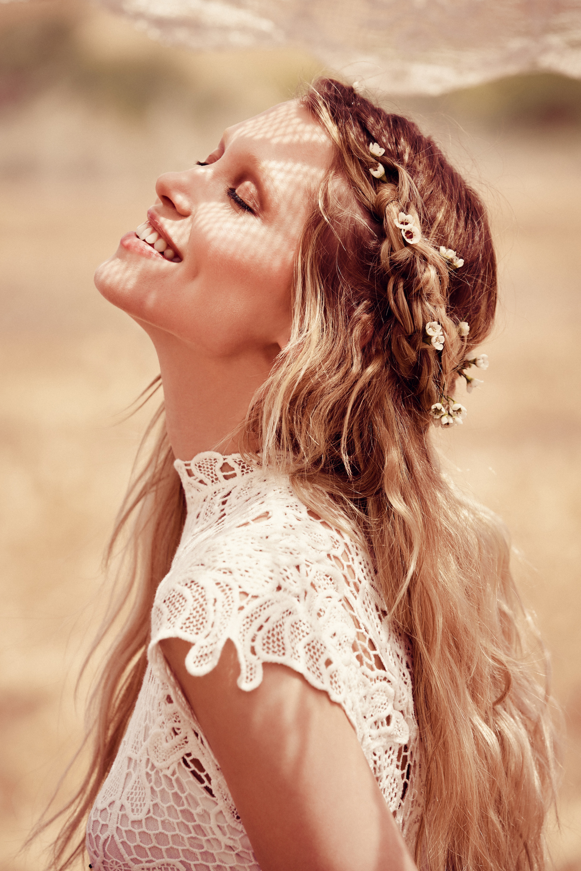 Foto de Free People Bohemian Bridal Collection 2015 (5/12)