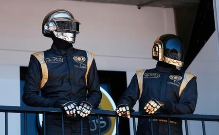 Lotus y Daft Punk juntos en el Gran Premio de Mónaco