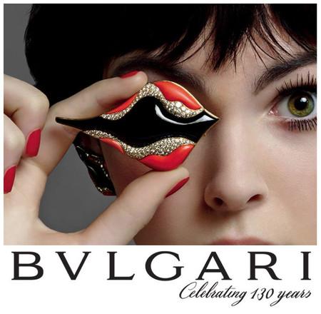 Con motivo de su 130 Aniversario, Bvlgari rescata su broche Naturalia Farfalla inspirado en el Art Déco