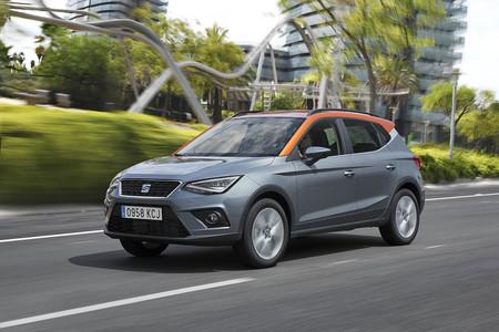 SUV SEAT Arona emisiones CO2